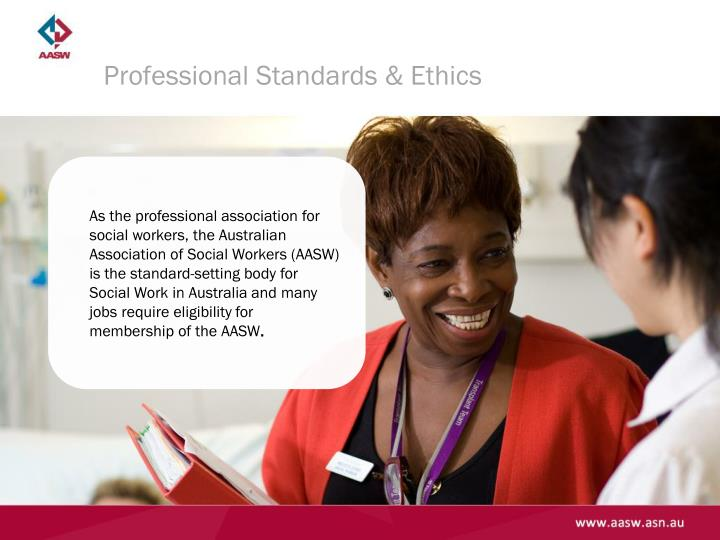 Professional Standards & Ethics