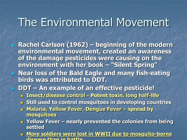 environmental movement Earth daze: what happened to the environmental movement forty-three years ago, more than 20 million americans took part in the first earth day.
