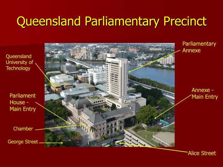 Queensland parliamentary precinct