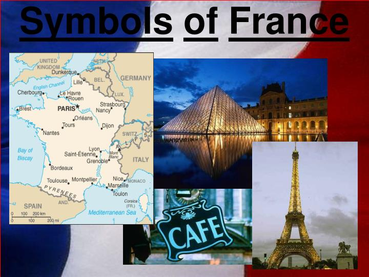 Ppt Symbols Of France Powerpoint Presentation Id3275916