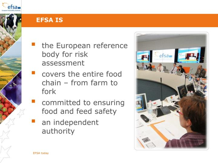 EFSA is