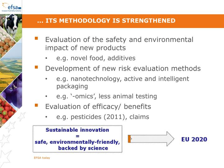 ... its methodology is strengthened