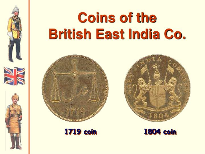 Coins of the
