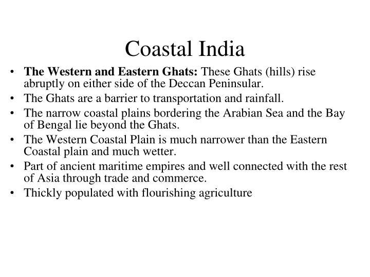 Coastal India