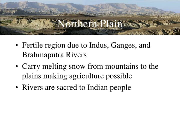 Northern Plain