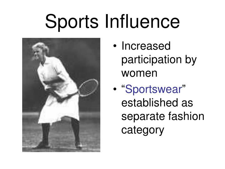Sports Influence