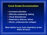 coral snake envenomation1