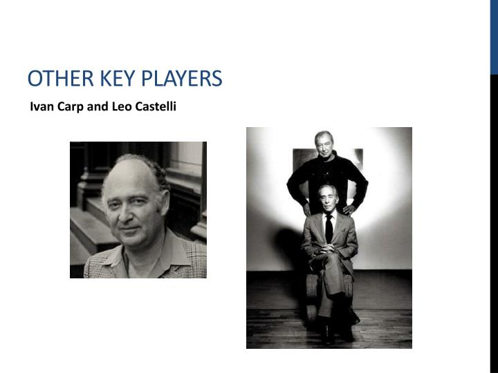 Other Key Players