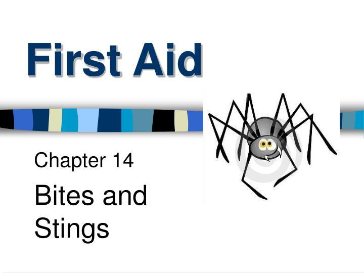 first aid n.