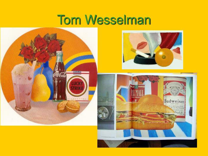 Tom Wesselman