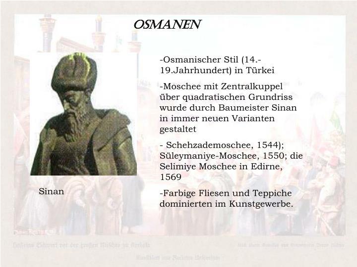 Osmanen