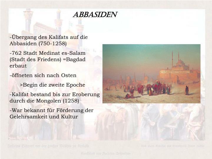 Abbasiden