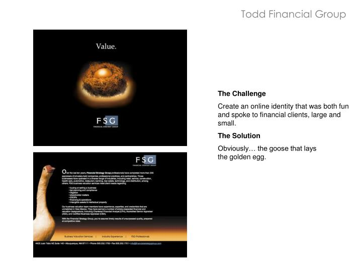 Todd Financial Group