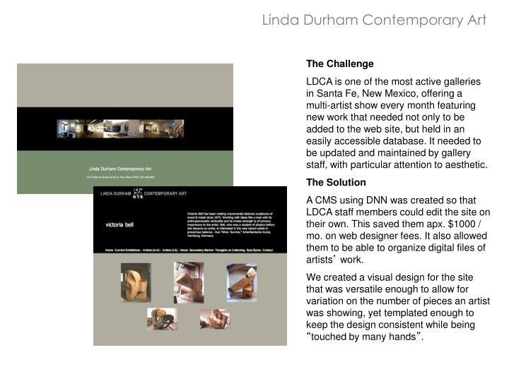 Linda Durham Contemporary Art
