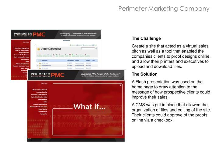 Perimeter Marketing Company