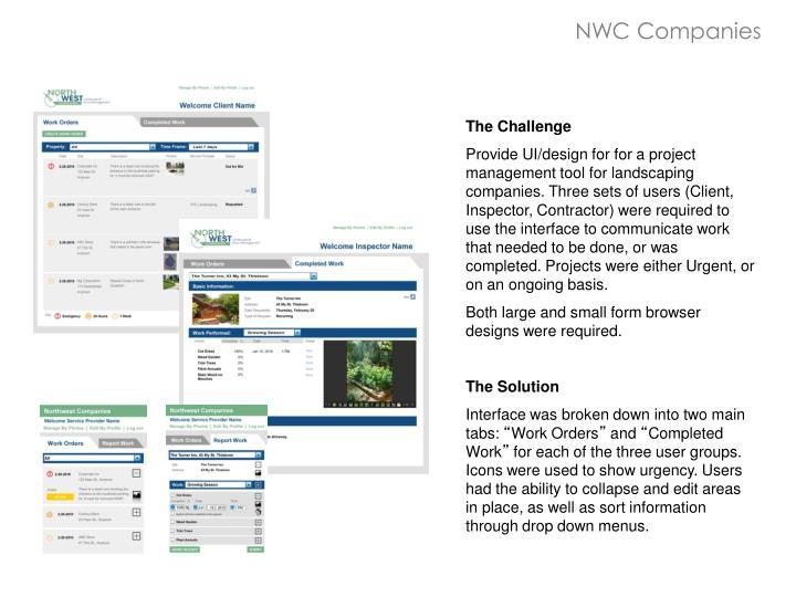 NWC Companies