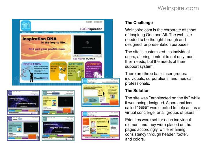 WeInspire.com
