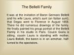 the bellelli family1