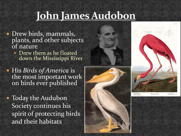 John James Audobon