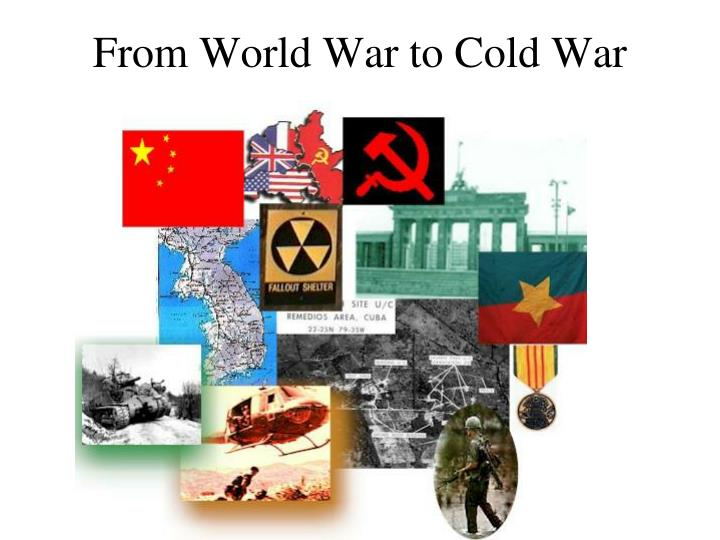 world war ii and the cold Vyacheslav mikhailovich molotov was involved in the early phase of the cold war which began with while world war ii was still in priocess by actions taken against the polish government-in-exile, at the time an ally fighting the nazis.
