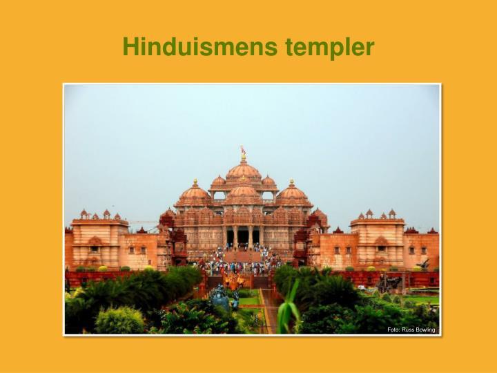 hinduismens templer n.