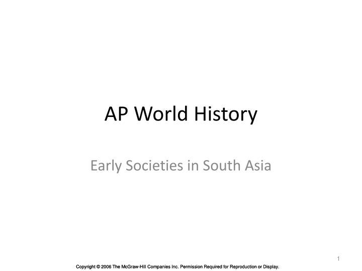 ap world history n.
