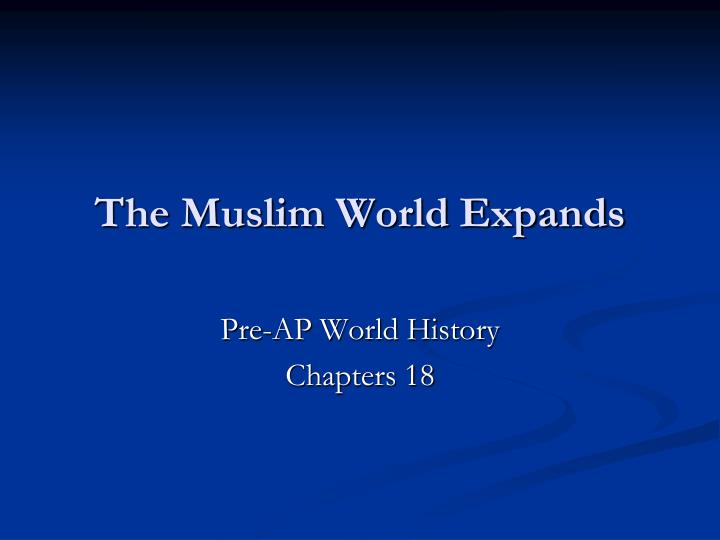 3ce ppt expanded ch01 final Craig10e ch01 ppt_ops_final 191 views share like download etowens follow • egypt expanded more aggressively during this period.
