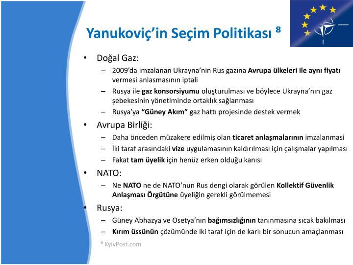 Yanukoviç
