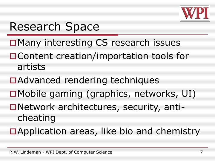 Research Space
