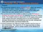 chapter five chartering market