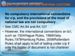 chapter four the law and shipping customs relating to the charter parties