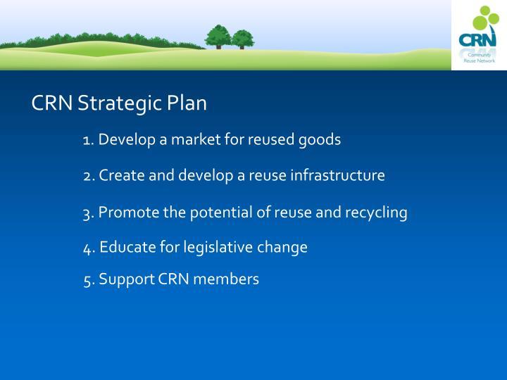 CRN Strategic Plan