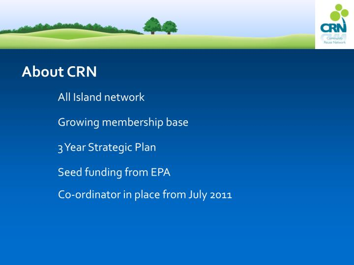 About CRN