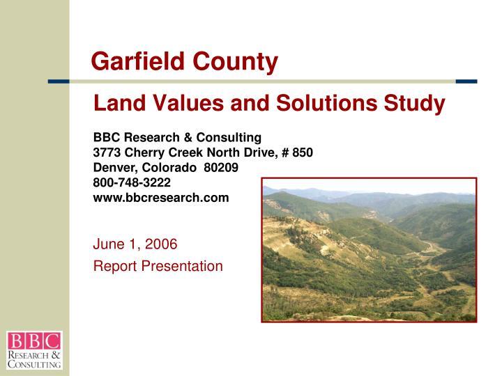 garfield county n.