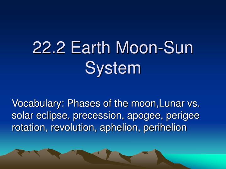 22 2 earth moon sun system n.