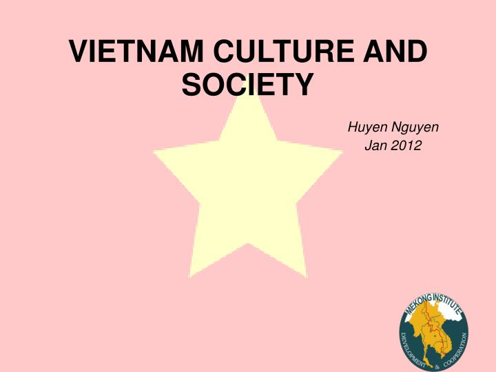 vietnam culture and society n.