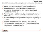 agenda item 8 sjr 297 recommended operating assistance allocation methodology