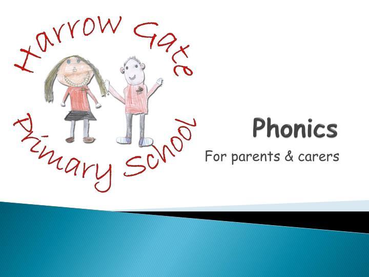phonics n.