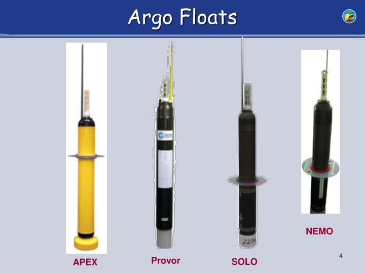 Argo Floats