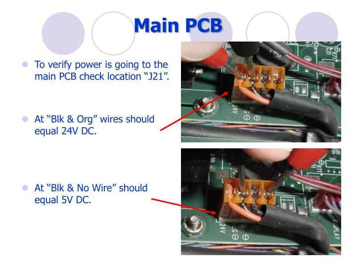Main PCB