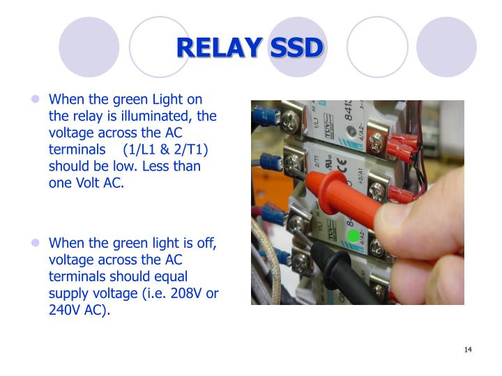 RELAY SSD