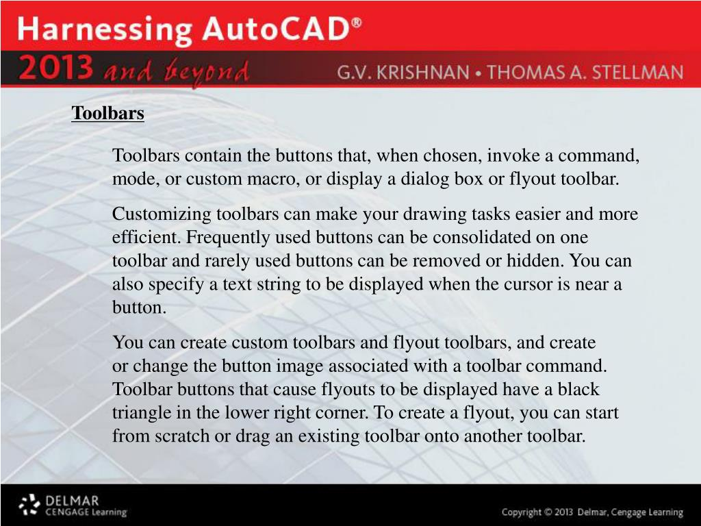 PPT - Chapter 18: Customizing AutoCAD PowerPoint