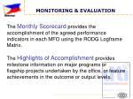 monitoring evaluation2