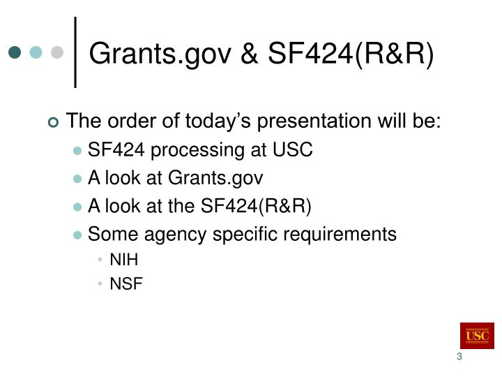 Grants gov sf424 r r1
