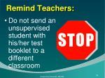 remind teachers1
