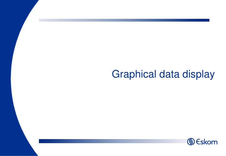 Graphical data display