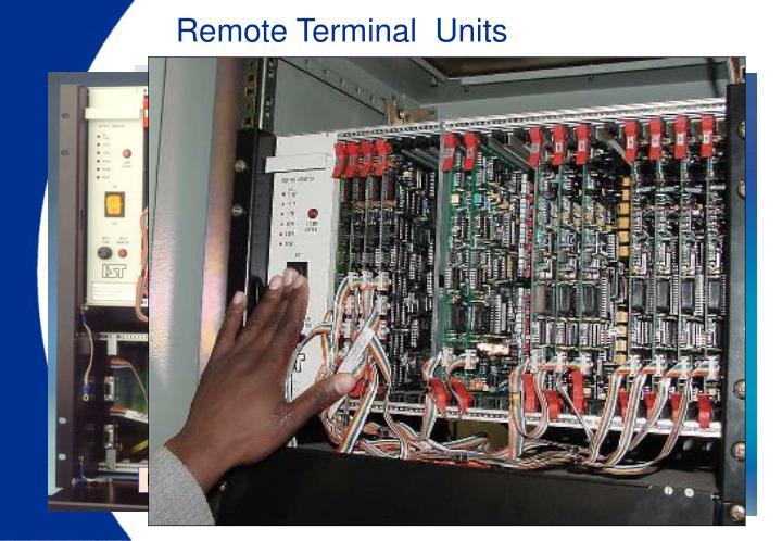 Remote Terminal  Units