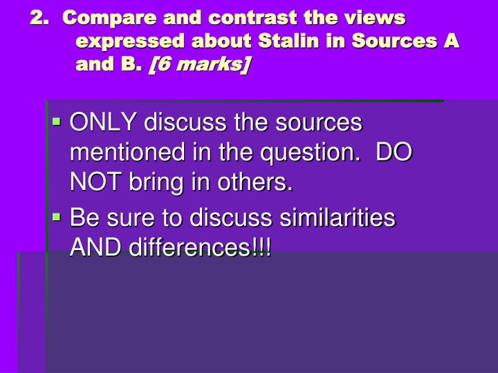 compare and contrast the views of Free compare contrast papers, essays compare and contrast two views of gay marriage - one of the most controversial issues around today is gay marriages.