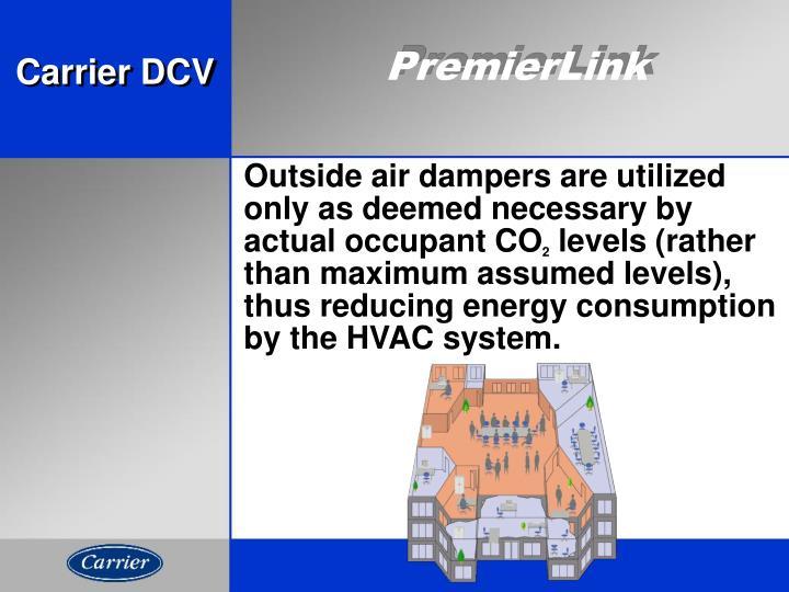 Carrier DCV