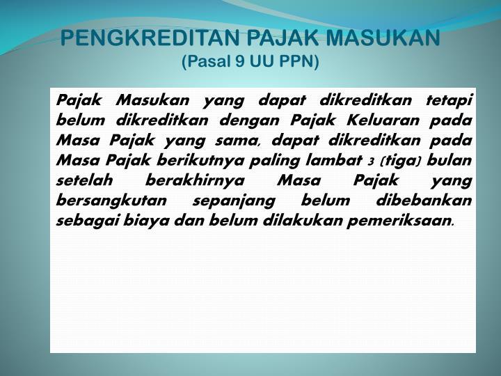 Ppt Lokakarya Perpajakan Seri Ppn Powerpoint Presentation Id